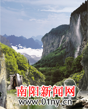 河南·南召莲花温泉旅游集团项目进展顺遂