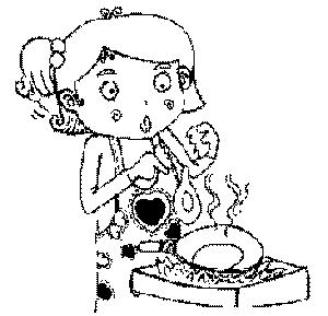 动漫 简笔画 卡通 漫画 手绘 头像 线稿 300_289