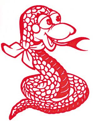 """在民间百姓供奉的""""五大仙""""(狐狸,黄鼠狼,刺猬,蛇,老鼠)中,蛇仙被称为"""