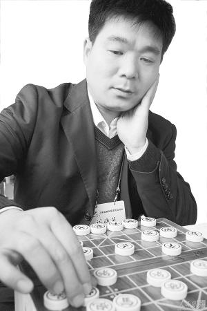 天天象棋还定三齐图解